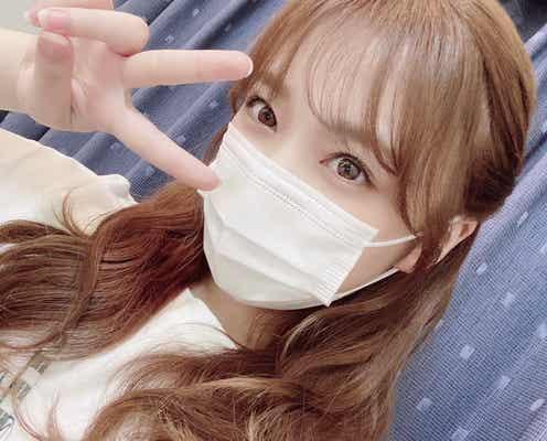 HKT48矢吹奈子、明るい茶髪にイメチェン「きれいな色」「夏っぽい」と絶賛の声