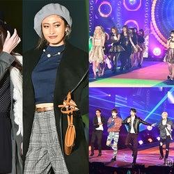 <写真特集>北川景子、山田優ら豪華集結に3万4千人熱狂 SHINee、E-girlsのステージに歓声止まらず「GirlsAward 2015 A/W」