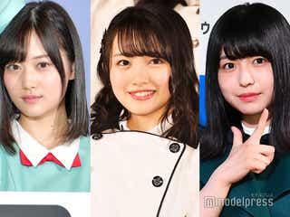 坂道AKB、MV撮影は「ずっと泣いていた」メンバーも 向井地美音・山下美月・長濱ねるが秘話明かす