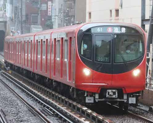 【東京メトロ丸ノ内線のトリビア10選】JRの上を走る駅、所要時間「1分」の区間、里帰りした電車?