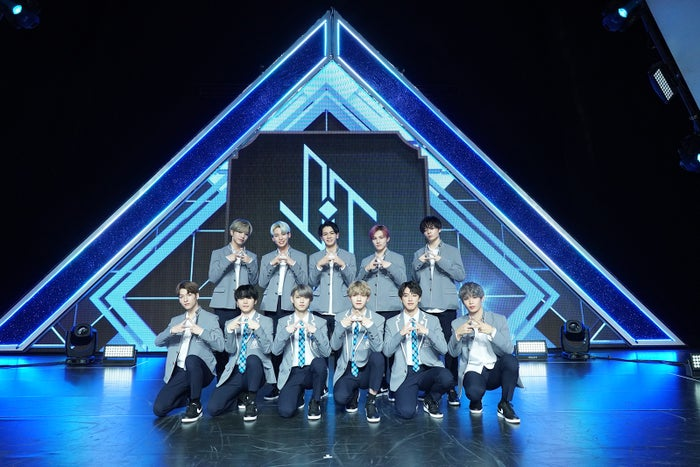「PRODUCE 101 JAPAN」最終回(C)LAPONE ENTERTAINMENT