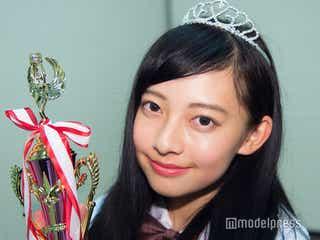 """""""日本一かわいい高校一年生""""ゆうゆう 学校がざわついた美女、-5kgダイエットの努力も<高一ミスコン2019>"""