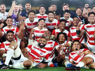 ラグビーW杯「日本VSスコットランド」平均視聴率39.2% 瞬間最高は53.7%