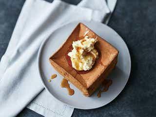 ふわふわ食感がまるでシフォンケーキ!「冷やして食べる」食パンに注目♡