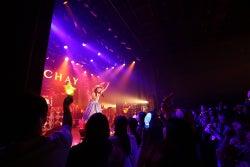 chay(撮影: 渡邉一生)