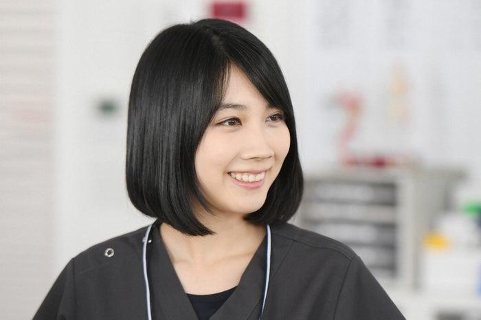 松本穂香/「病室で念仏を唱えないでください」第5話より(C)TBS