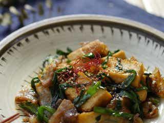 ごはんが進む。豚バラと厚揚げのピリ辛炒め煮