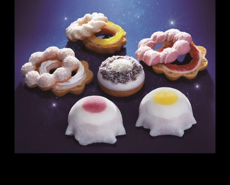 ミスド「もちクリームドーナツコレクション」6種登場、ドーナツ×もちの新感覚な美味しさ