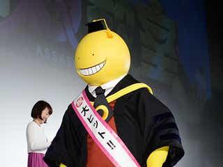 "Hey! Say! JUMP山田涼介、""殺せんせー""二宮和也を巡って親と口論「バチバチし合った」"