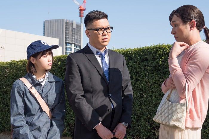 4月6日放送の「ムロ待ち」(C)NHK