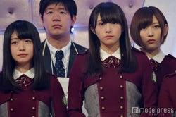 欅坂46/紅白リハ3日目(C)モデルプレス