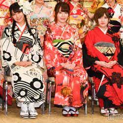 モデルプレス - <AKB48グループ成人式会見全文>宮脇咲良×白間美瑠、総選挙1位宣言で対抗心 NMB48石塚朱莉は異色ヘアスタイル