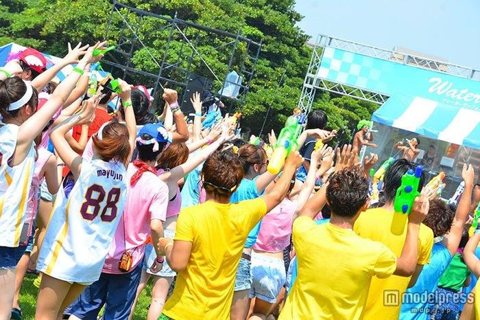 「ウォーターランフェスティバル2015東京ベイ」