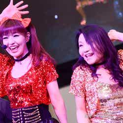 ビター&スイート♥さゆり、島田珠代/吉本坂46「泣かせてくれよ」発売記念イベント(C)モデルプレス