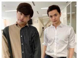 瀬戸康史、ガリットチュウ福島の顔マネは「めちゃくちゃ嬉しい」深田恭子は「面白くてスクショしてあります」
