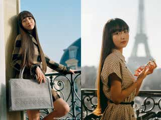 木村拓哉&工藤静香の長女・Cocomi、ピアノ&フルート演奏披露 パリでの過ごし方公開
