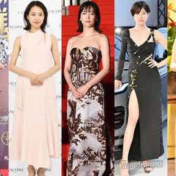 (左から)小嶋陽菜、戸田恵梨香、水川あさみ、森星、生田絵梨花(C)モデルプレス