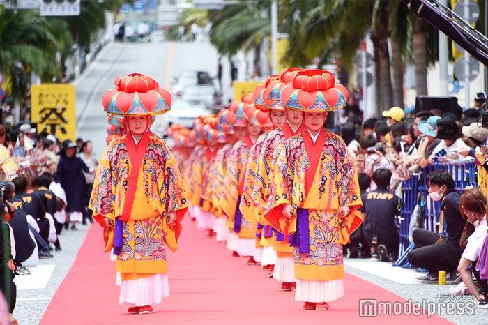 「島ぜんぶでおーきな祭 第11回沖縄国際映画祭」レッドカーペット(C)モデルプレス