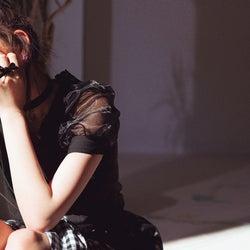 NMB48吉田朱里、読者だった「LARME」で初表紙 支持される魅力に迫る