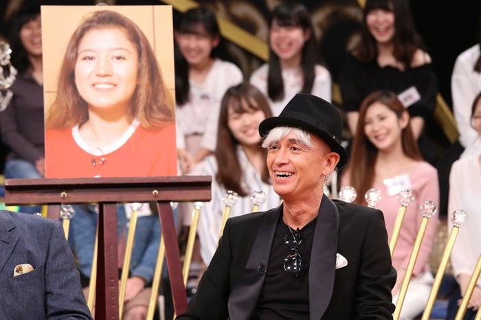 マーク・パンサー(C)日本テレビ