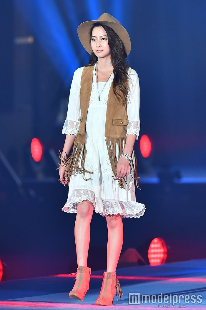 「GUILD PRIME」ステージに登場した河北麻友子(C)モデルプレス