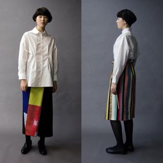 「アトリエ・エム/エイ」19~20年秋冬 環境に優しい服作り強化