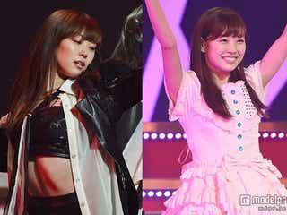 NMB48渡辺美優紀「大胆SEXYなお腹見せ」&「ラブリーな甘カワ」どっちが好き?