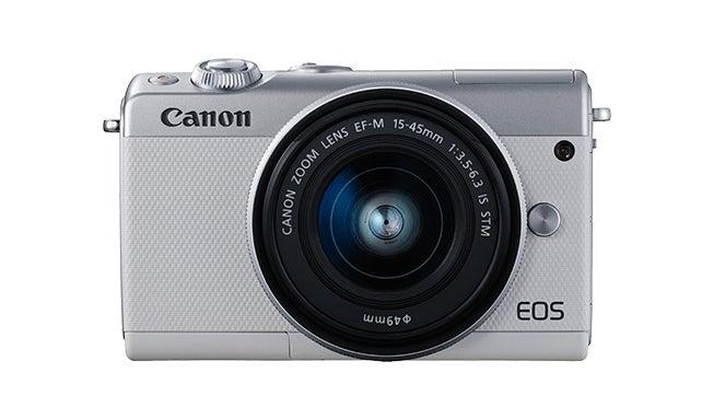 EOS M100・EF-M15-45 IS STM レンズキット(ホワイト)