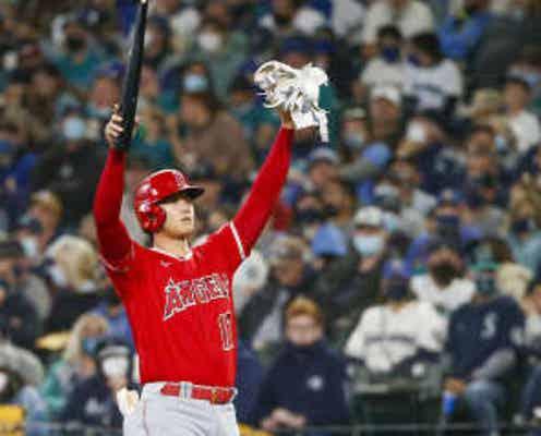 日本選手初! 大谷翔平が米野球専門誌の年間最優秀選手に選出