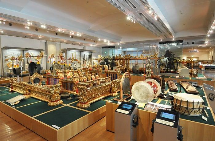 浜松市楽器博物館/写真提供:浜松観光コンベンションビューロー