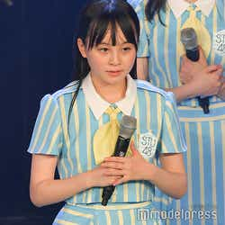 新谷野々花/STU48「TOKYO IDOL FESTIVAL 2018」 (C)モデルプレス