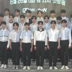 23人の志願者たち(C) CJ ENM Corporation, all rights reserved.