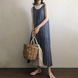 【ユニクロ】「夏ワンピース」ぜーんぶ欲しい10アイテム