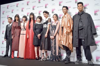 森星・EXILE小林直己・竜星涼ら「FNO2017」に豪華集結