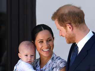 ヘンリー王子とメーガン妃、アーチー君の誕生日にワクチン資金の寄付を呼びかけ。