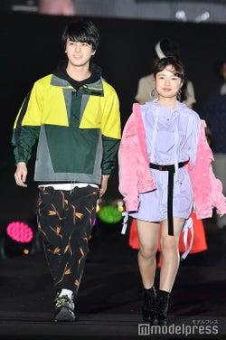 (左)大和孔太 (C)モデルプレス