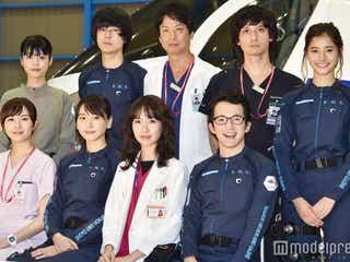 「コード・ブルー」スペシャルドラマ、視聴率発表