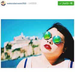 渡辺直美/Instagramより