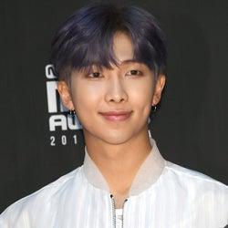 BTS・RM「最近好きな音楽」に日本人アーティスト挙げる