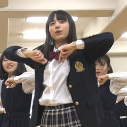 清原果耶、大舞台で「高校サッカー選手権大会」史上初の試み披露が決定