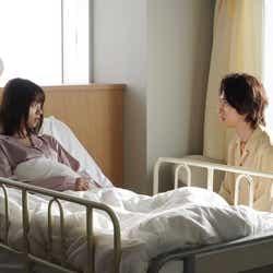 西野七瀬、横浜流星/「あなたの番です」第16話より(C)日本テレビ