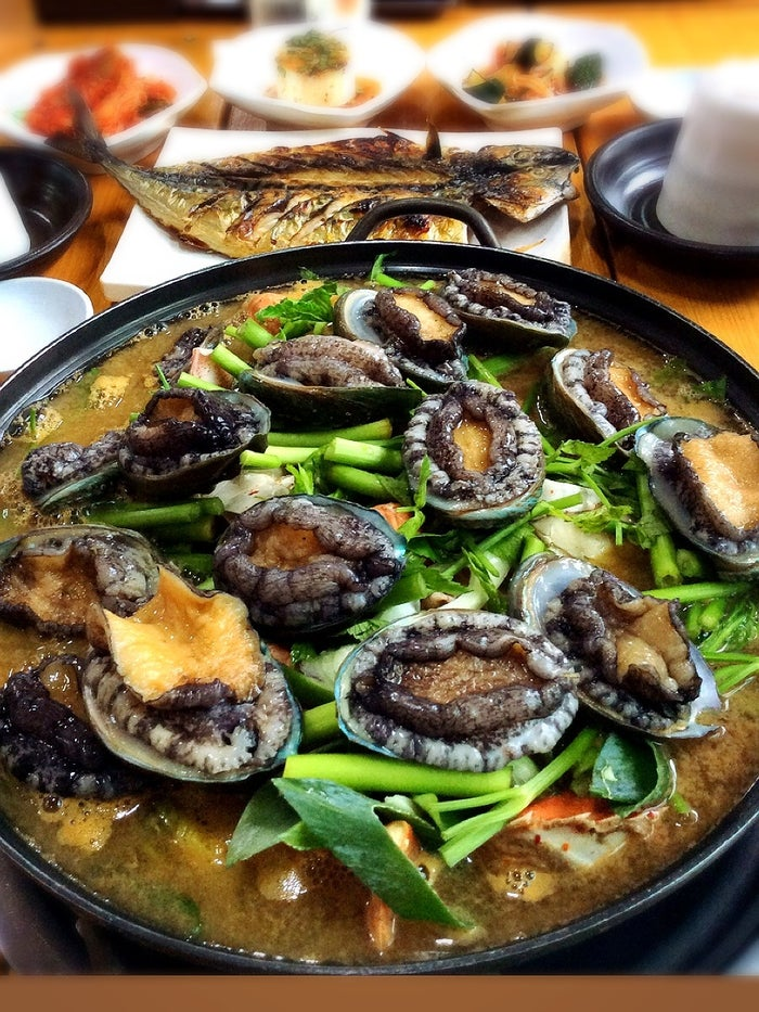 海鮮鍋/画像提供:済州観光公社