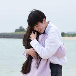 マリサ、りおん「今日、好きになりました。-春桜編-」(C)AbemaTV, Inc.