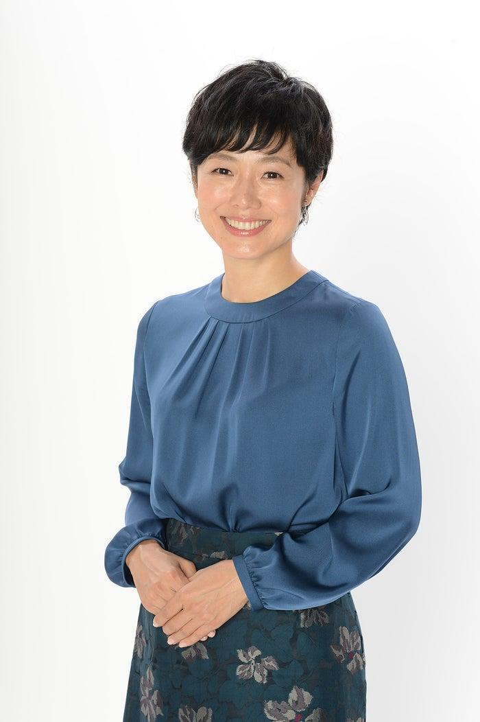 有働由美子(画像提供:日本テレビ)