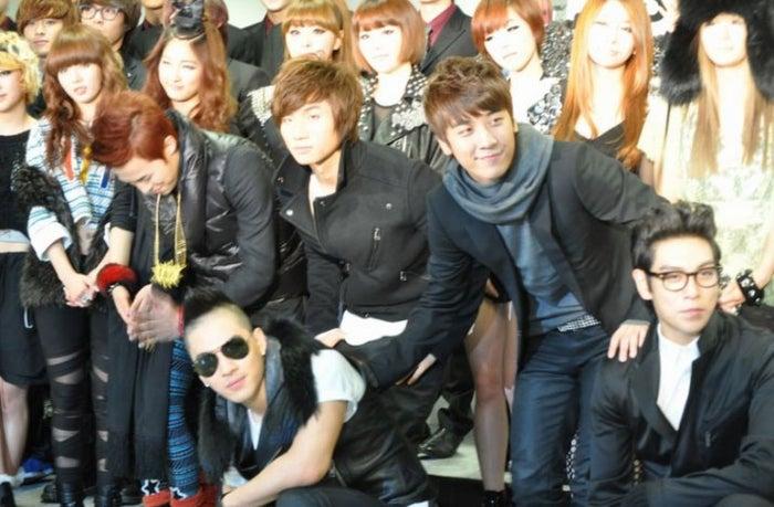BIGBANG(BIGBANG(SBS創立20周年 SEOUL TOKYO MUSIC FESTIVAL 2010より))