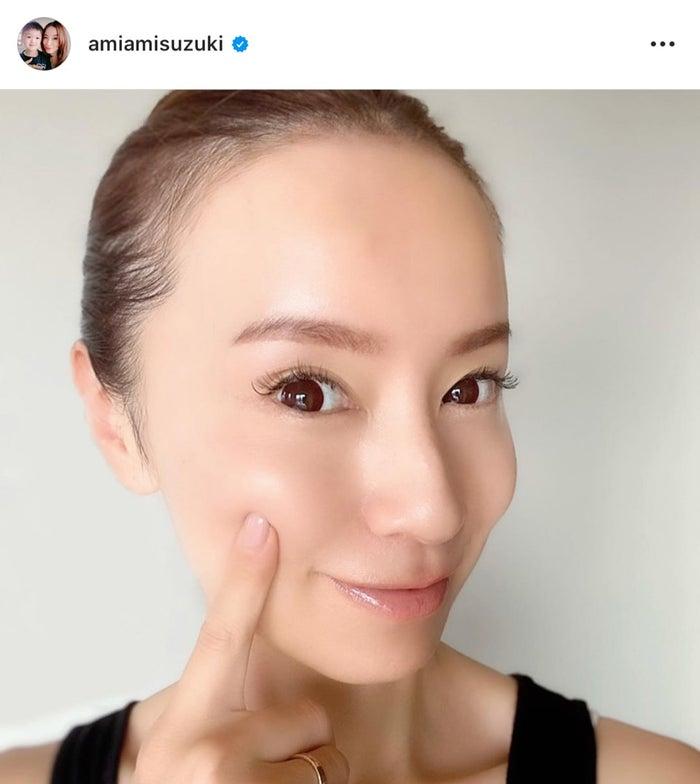 鈴木 亜美 インスタ モデル