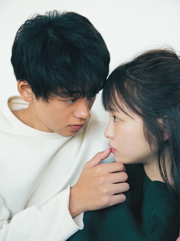 竹内涼真&川栄李奈/anan2095(3月20日発売