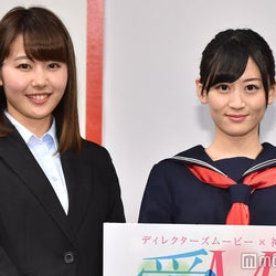 NMB48上西恵、卒業後の進路に言及 同期・門脇佳奈子からアドバイスも