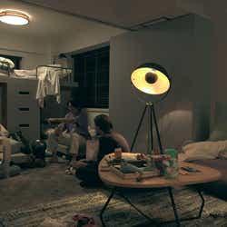 流佳、翔平、ジュゼッペ「TERRACE HOUSE TOKYO 2019-2020」15th WEEK(C)フジテレビ/イースト・エンタテインメント