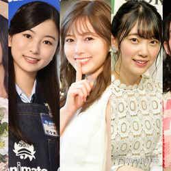 モデルプレス - 「女性アイドル顔だけ総選挙2018」結果発表<1位~20位>